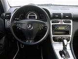 Mercedes-Benz C 30 CDI AMG Sportcoupe (C203) 2002–04 photos