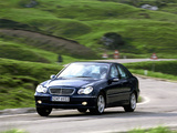 Mercedes-Benz C 320 4MATIC (W203) 2002–05 pictures