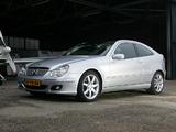 Mercedes-Benz C 180 Kompressor Sportcoupe (C203) 2005–07 images