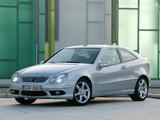 Mercedes-Benz C 350 Sportcoupe (C203) 2005–07 pictures
