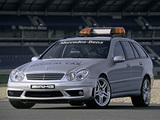 Mercedes-Benz C 55 AMG Estate F1 Medical Car (S203) 2005–07 wallpapers