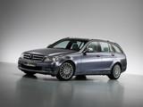 Mercedes-Benz C 300 BlueTec Hybrid Concept (S204) 2007 images