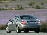 Mercedes-Benz C 350 (W204) 2007–11 images