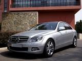Mercedes-Benz C-Klasse (W204) 2007–11 images