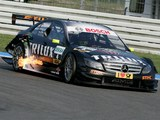 Mercedes-Benz C AMG DTM (W204) 2007–10 photos