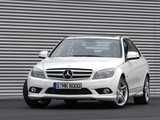 Mercedes-Benz C 350 Sport (W204) 2007–11 photos