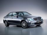 Mercedes-Benz Vision C 220 BlueTec Concept (W204) 2007 photos
