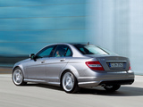 Mercedes-Benz C 320 CDI Sport (W204) 2007–11 photos