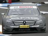 Mercedes-Benz C AMG DTM (W204) 2007–10 photos