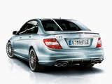 Mercedes-Benz C 63 AMG Performance Package Plus (W204) 2007–11 photos
