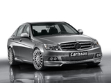 Carlsson CK 35 (W204) 2007 pictures