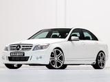 Brabus Mercedes-Benz C-Klasse (W204) 2007 pictures