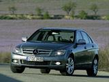 Mercedes-Benz C 350 (W204) 2007–11 pictures