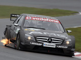 Mercedes-Benz C AMG DTM (W204) 2007–10 pictures