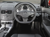 Mercedes-Benz C 63 AMG UK-spec (W204) 2007–11 pictures