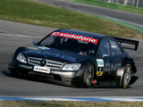 Mercedes-Benz C AMG DTM (W204) 2007–10 wallpapers