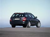 Mercedes-Benz C 200 CDI Estate (S204) 2008–11 images