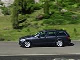 Mercedes-Benz C 200 CDI Estate (S204) 2008–11 photos
