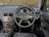 Mercedes-Benz C 220 CDI Estate UK-spec (S204) 2008–11 photos
