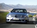 Mercedes-Benz C 250 CDI BlueEfficiency Sport (W204) 2008–11 photos