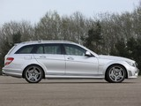 Mercedes-Benz C 63 AMG Estate UK-spec (S204) 2008–11 photos