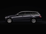 Mercedes-Benz C 200 CDI Estate (S204) 2008–11 pictures