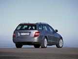 Mercedes-Benz C 320 CDI Estate (S204) 2008–11 pictures