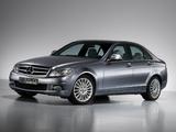 Mercedes-Benz C 250 BlueTec (W204) 2008–11 pictures
