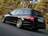 Mercedes-Benz C 63 AMG Estate UK-spec (S204) 2008–11 pictures