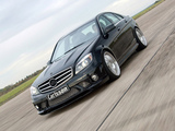 Carlsson CK 63 S (W204) 2008 wallpapers