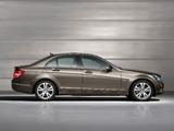Mercedes-Benz C-Klasse Special Edition (W204) 2009 images
