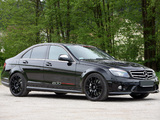 Edo Competition Mercedes-Benz C 63 AMG (W204) 2009–11 images