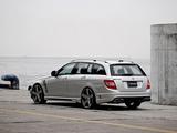 WALD Mercedes-Benz C-Klasse (S204) 2009 photos