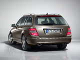 Mercedes-Benz C-Klasse Estate Special Edition (S204) 2009 pictures