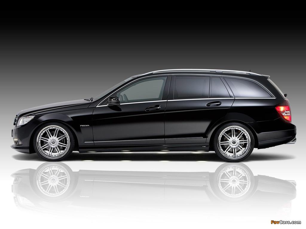 Piecha Design Mercedes-Benz C30 Estate (S204) 2009 pictures (1024 x 768)