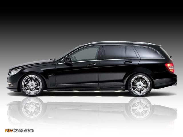 Piecha Design Mercedes-Benz C30 Estate (S204) 2009 pictures (640 x 480)