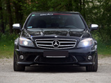 Edo Competition Mercedes-Benz C 63 AMG (W204) 2009–11 pictures