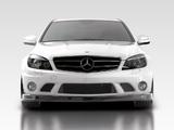 Vorsteiner Mercedes-Benz C 63 AMG (W204) 2010–11 images