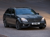 Mercedes-Benz C 63 AMG DR520 Estate (S204) 2010 images