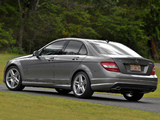 Mercedes-Benz C 300 Sport US-spec (W204) 2010–11 images