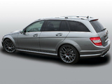 Cargraphic Mercedes-Benz C 63 AMG Estate (S204) 2010–11 images