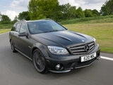 Mercedes-Benz C 63 AMG DR520 Estate (S204) 2010 photos