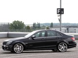 MEC Design Mercedes-Benz C 63 AMG (W204) 2010 photos