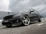 MEC Design Mercedes-Benz C 63 AMG (W204) 2010 pictures