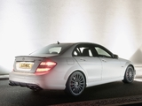 Mercedes-Benz C 63 AMG DR520 (W204) 2010 pictures