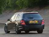 Mercedes-Benz C 63 AMG DR520 Estate (S204) 2010 pictures