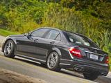 Mercedes-Benz C 63 AMG US-spec (W204) 2011 images