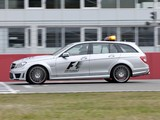 Mercedes-Benz C 63 AMG Estate F1 Medical Car (S204) 2011 images