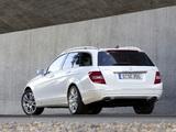 Mercedes-Benz C 350 CDI Estate (S204) 2011 images