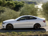 Mercedes-Benz C 63 AMG Coupe (C204) 2011 images